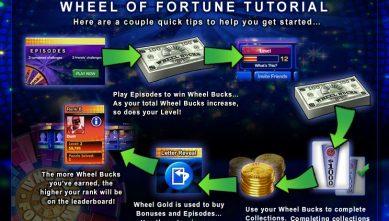 Wheel of Fortune Facebook App